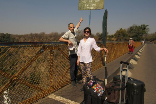 Tour in Africa