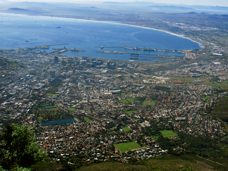 Gira por el Mundo-Sudafrica